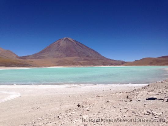 Salar de Uyuni tour, South America, Licancabur
