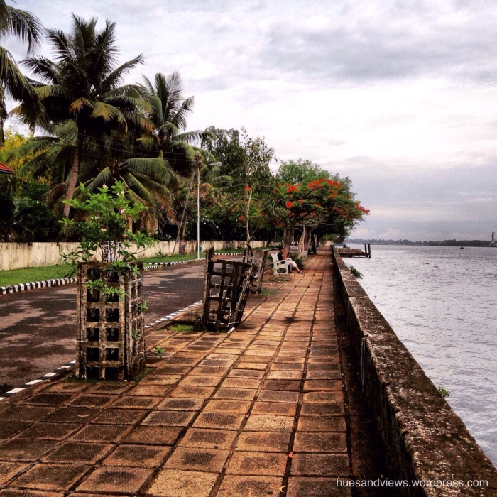 Cochin Port walk