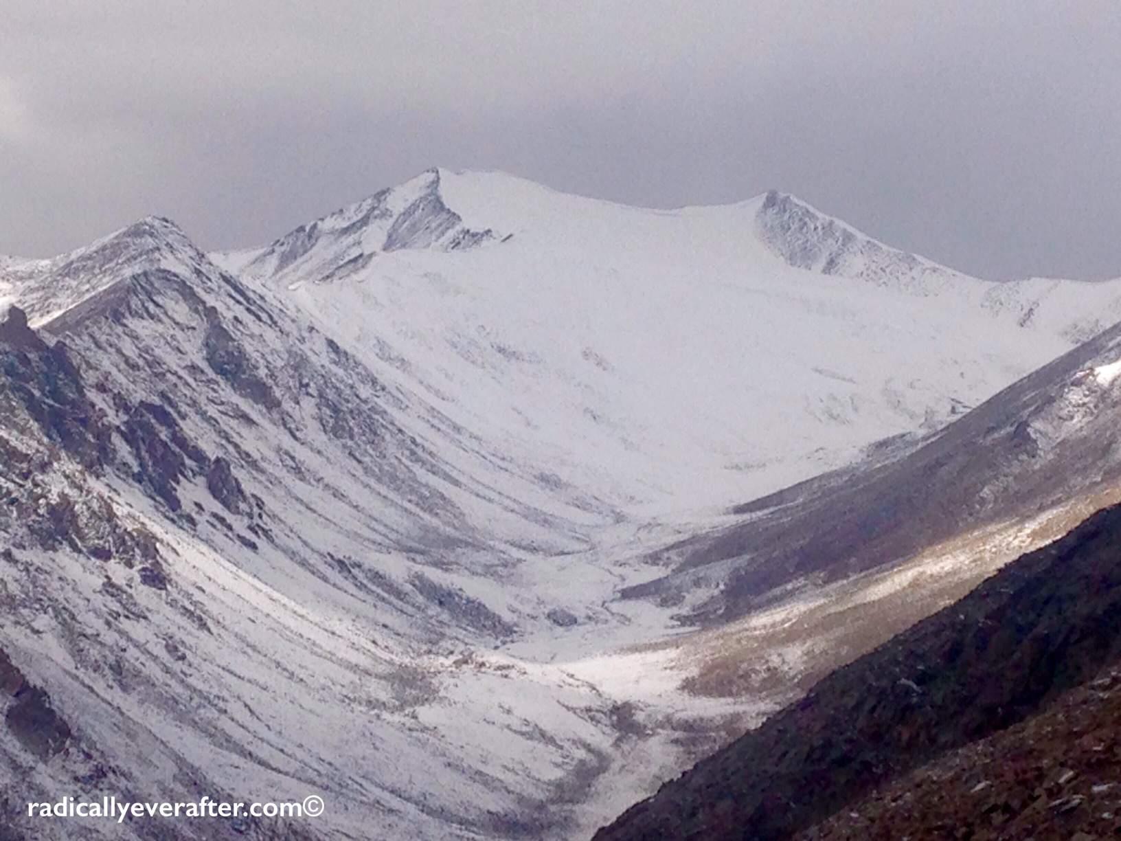 Khardungla, Ladakh, Leh, Jammu, India, Himalayas, Snow