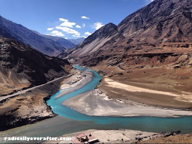 Ladakh, Zanskar, Indus, Sangam