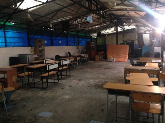 Rakum school for visually challenged