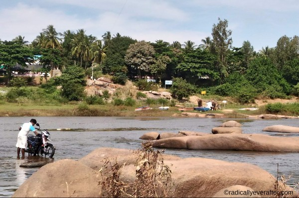 Hampi Karnataka River Zenfone Asus