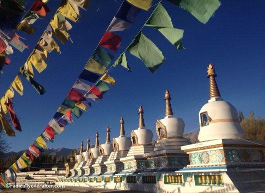 Leh, Ladakh, Storchens, Tibetan Buddhism