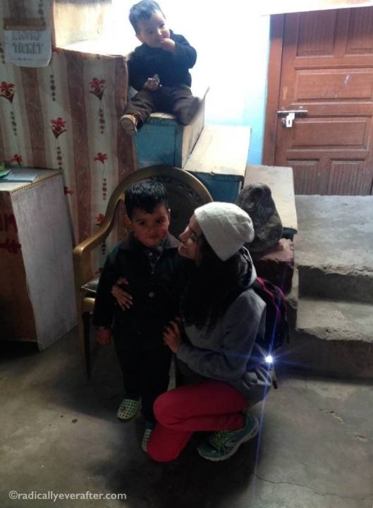 Leh Ladakh kids Ladakhis