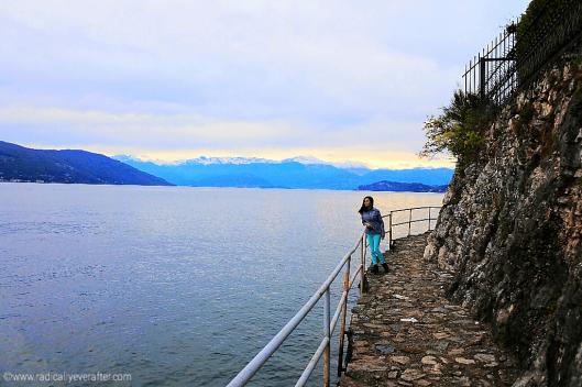 Lake Maggiore, Ispra, Lombardy