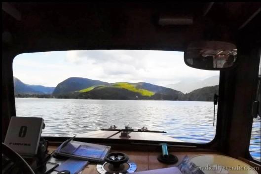 Bohinj, boat ride, Slovenia, Triglav National Park