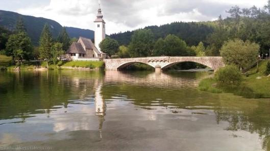 Church, Bohinj, Slovenia