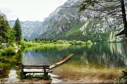 Ukanc, Triglav National Park, Bohinj, Slovenia
